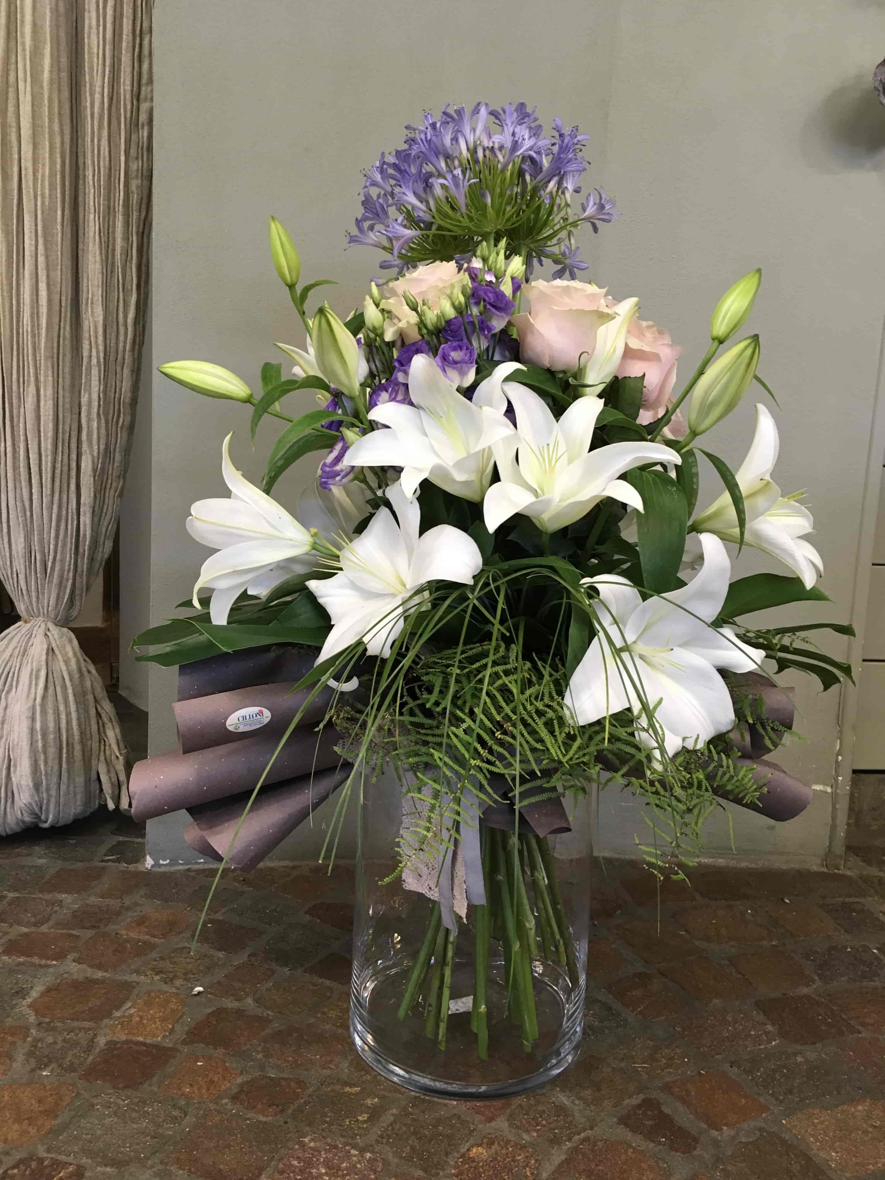 Mazzo di fiori stagionali