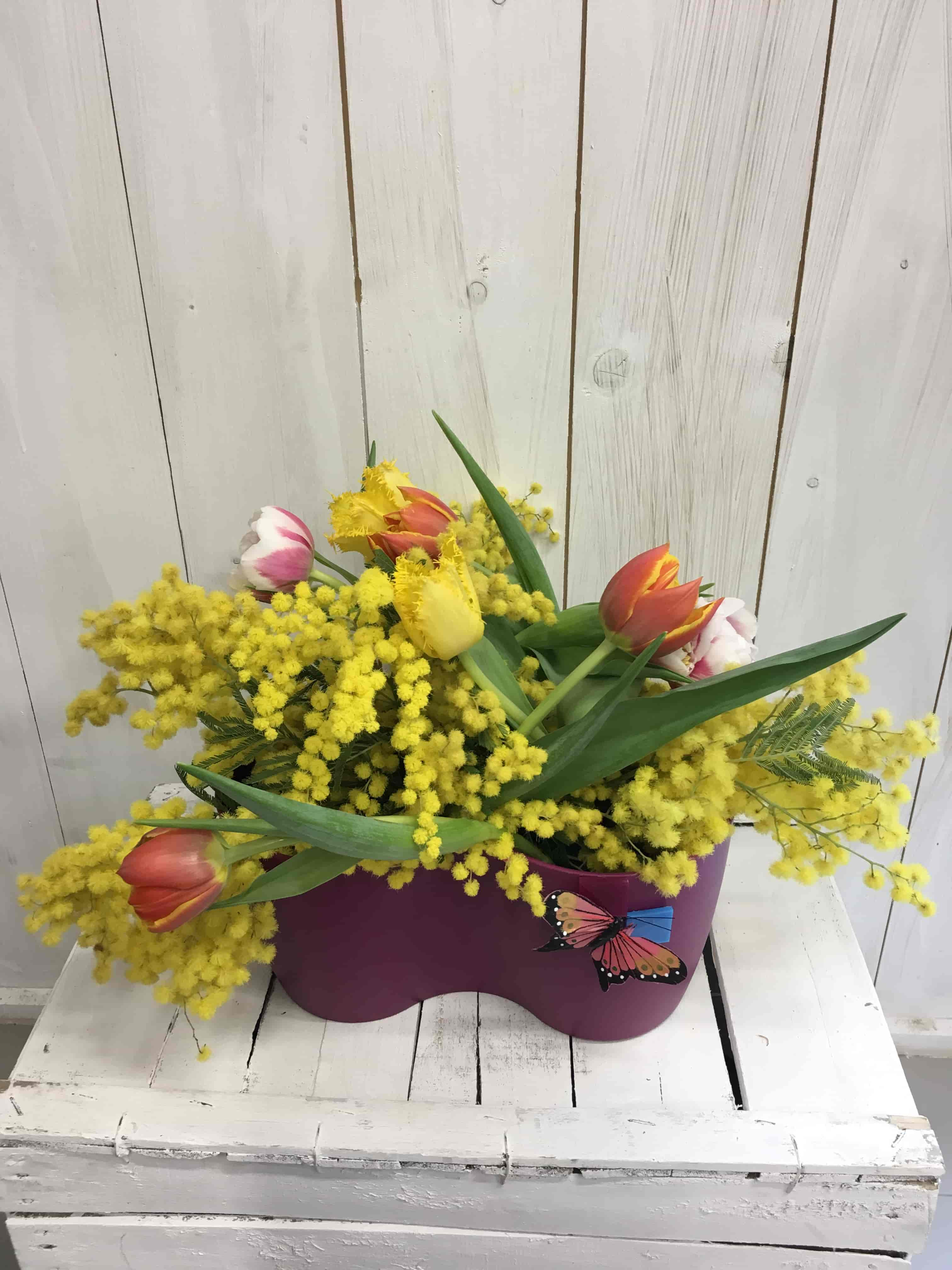 Tulipani_con_mimosa
