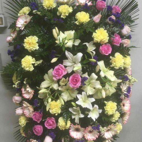 Cuscino funebre